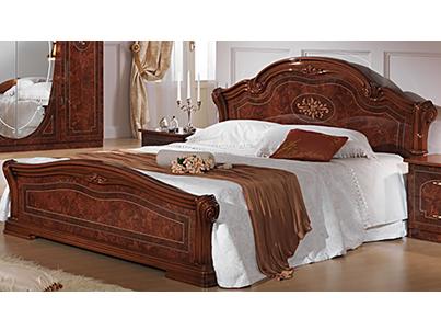 кровать двуспальная виктория производства диа мебель купить в