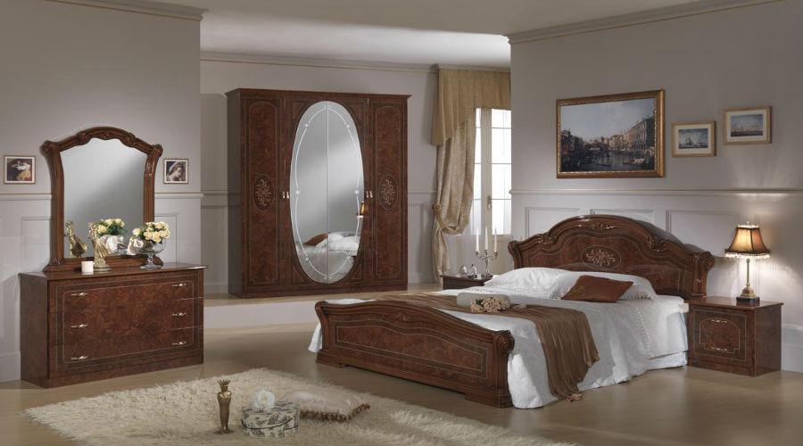 спальня виктория орех производства мебельная фабрика диа мебель г